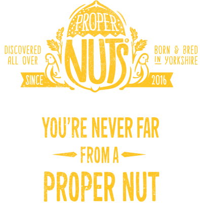 Never far from a Proper Nut